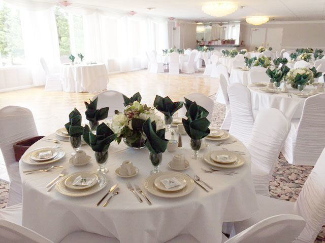 Michaud's Catering and Event Center Clarion Room