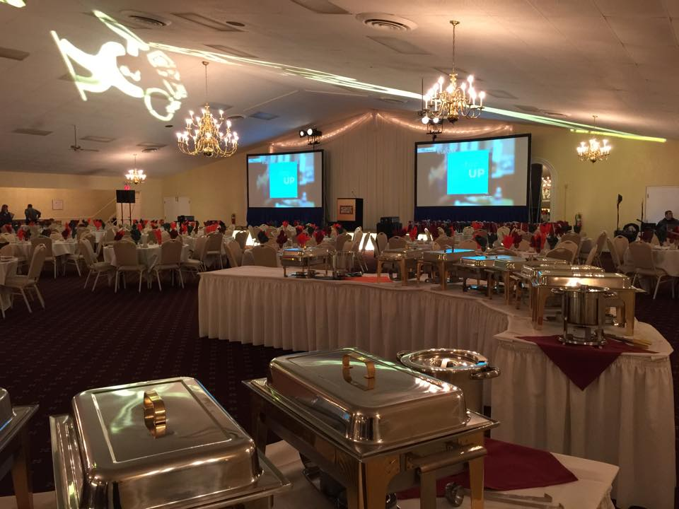 Cleveland Banquet event at Michaud's Catering and Event Center
