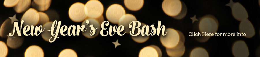 2017 New Year's Eve Bash!