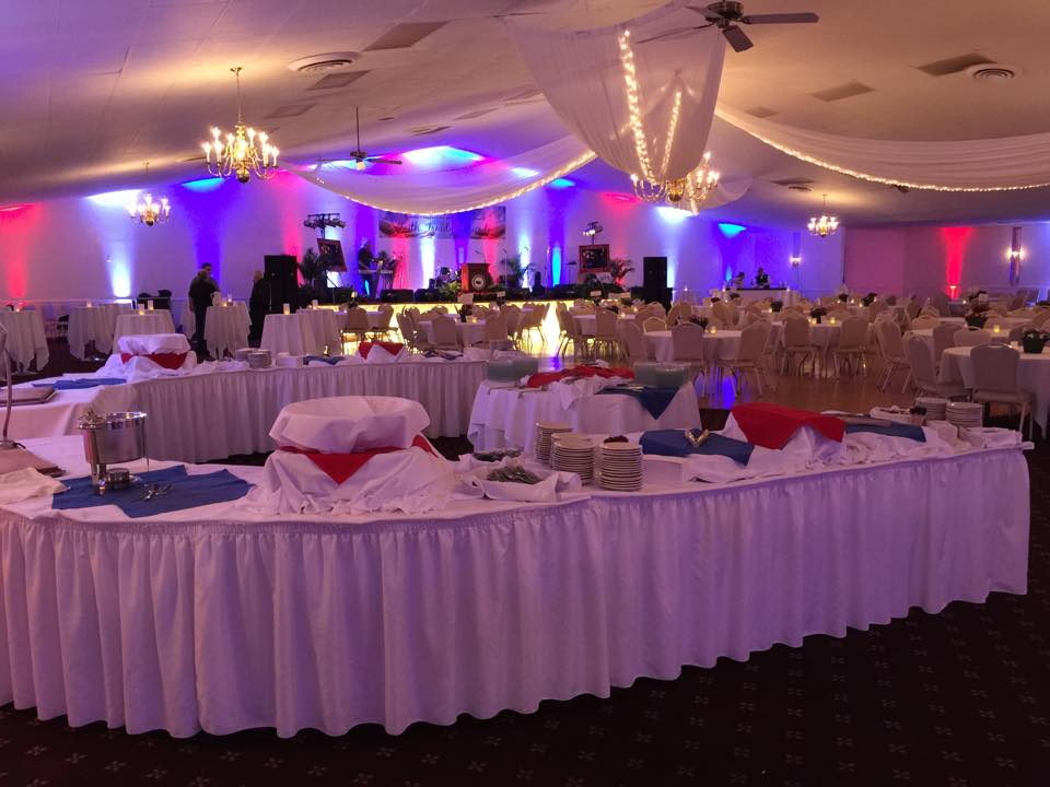 Michaud's Catering and Event Center is the best choice for your Cleveland, Ohio wedding caterer